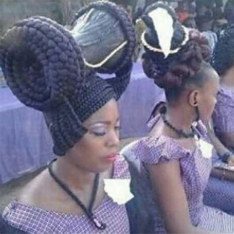 latest new hair style in nigeria if you thought weaves are repulsive here is the new hair