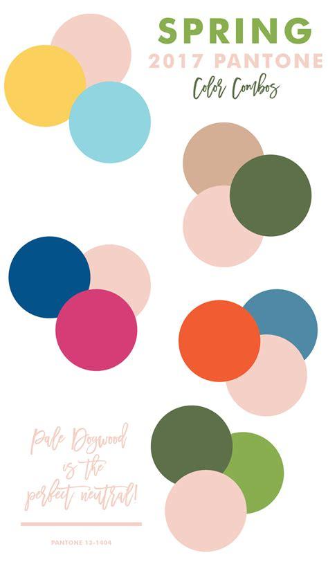 spring 2017 color trends pantone spring 2017 color trends report erika firm