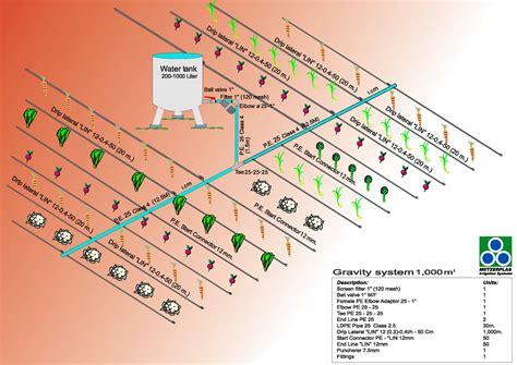 layout of drip irrigation system pdf irrigation water systems gravity drip irrigation systems