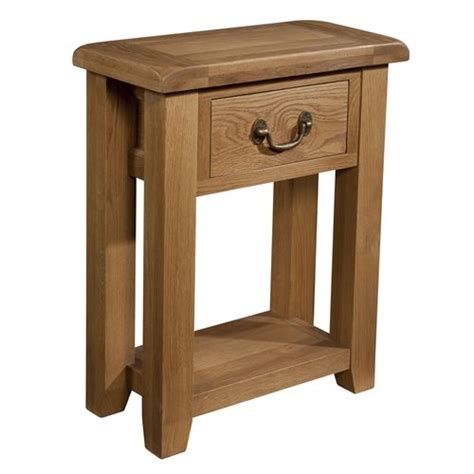 bridgwater 1 drawer console table