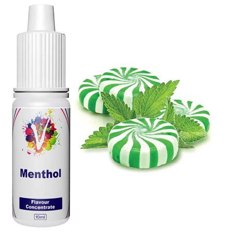 Liquid Menthol Cooling Concentrat menthol flavour concentrate vapable