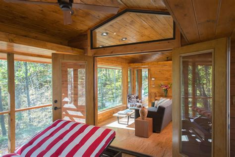 Escape The Cabin by Escape Cabin Tiny House Swoon