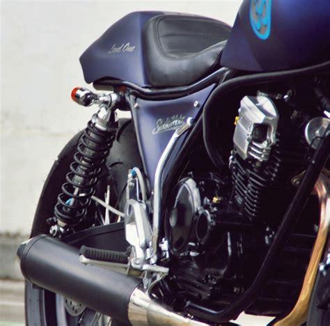 Lu Hid Motor Scorpio project kedua yamaha scorpio 08 studiomotor custom bike