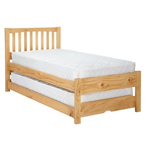 Lewis Headboards Sale buy lewis the basics woodstock trundle guest bed