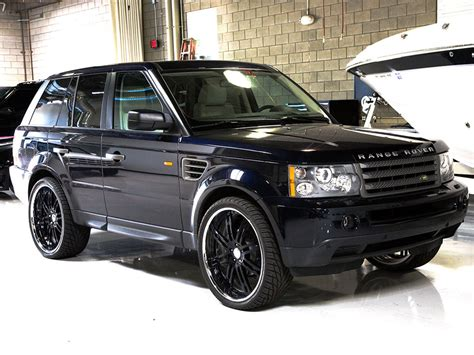 all black range rover all black like the range rover wheels 200 bars runnin