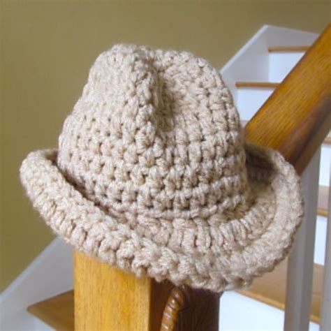 knit cowboy hat pattern lbk63 s baby cowboy hat version 2 ravelry babies and