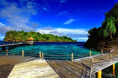 gambar wallpaper alam yg indah informasi tempat wisata indonesia