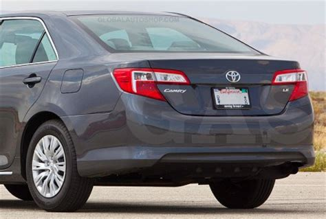 2012 Toyota Camry Accessories 2012 Toyota Camry Chrome Accessories Trim At Caridcom