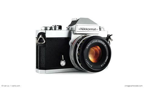Nikon Vintage by Nikon Nikkormat Ft3 Vintage Lab