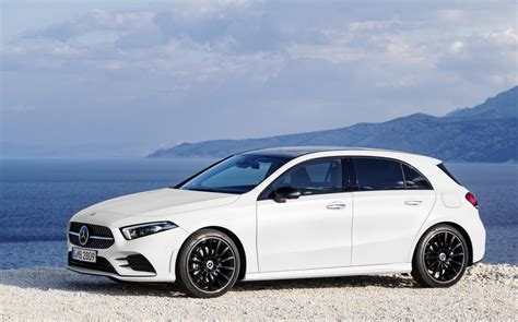 2018 merc a class 2018 mercedes a class revealed with all new design