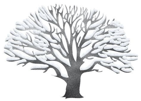 Winter Tree Clipart Clipground