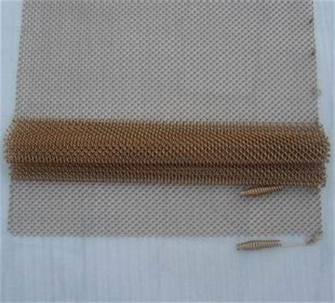 wire mesh curtains fireplace wire mesh curtain steellong wire cloth co ltd