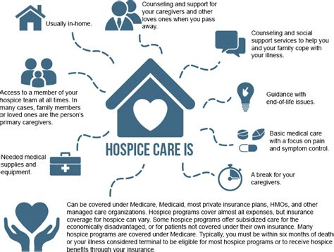 hospice and palliative care what both options offer to