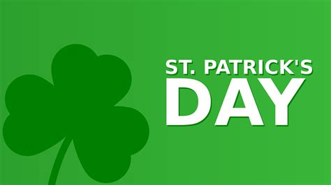 st patricks day reflection free vector graphic st patrick s day patrick free