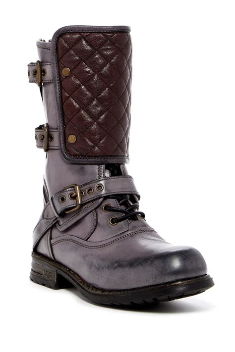 Ugg Quilted Boots by Ugg Australia Savona Quilted Combat Boot Nordstrom Rack