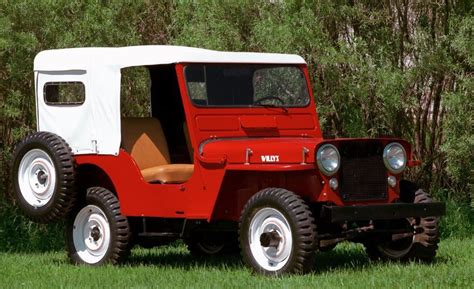 1948 Willys Jeep For Sale 1948 Willys Jeep Cj3a For Sale