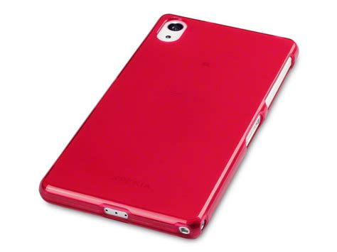 Softcase Spotlite Sony Xperia Z2 caseboutique tpu soft hoesje voor sony xperia z2