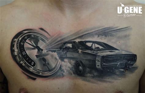 Motorrad Tacho Tattoo by Beste Schwarz Wei 223 Tattoos Tattoo Bewertung De Lass