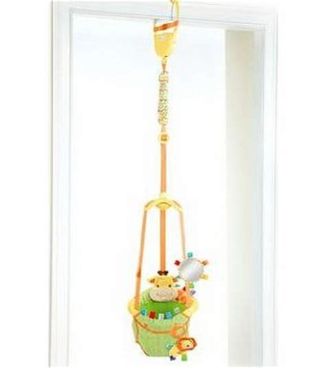 Taggies Door Jumper by Baby Baby Bouncers