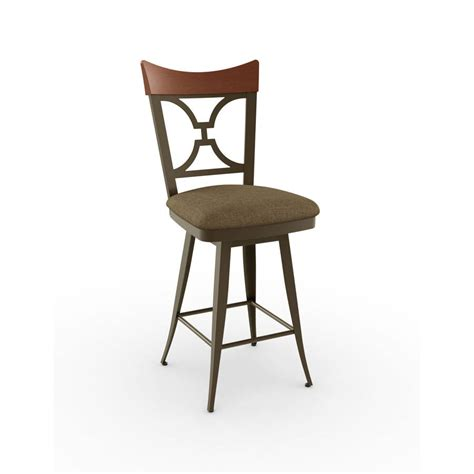 Amisco Bar Stools Discontinued by Swivel Stools Solid Wood Accent The Home