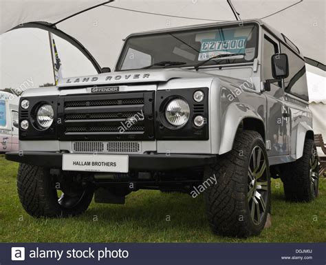 land rover ninety land rover ninety defender for sale with offender badge on