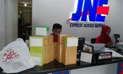 Paket Agen Nasa Resmi cara menerima paket jne di agen resmi jne tracking resi 2018