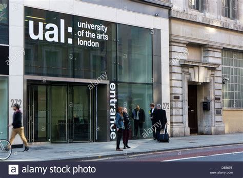 design art school london the entrance to the university of the arts london ual