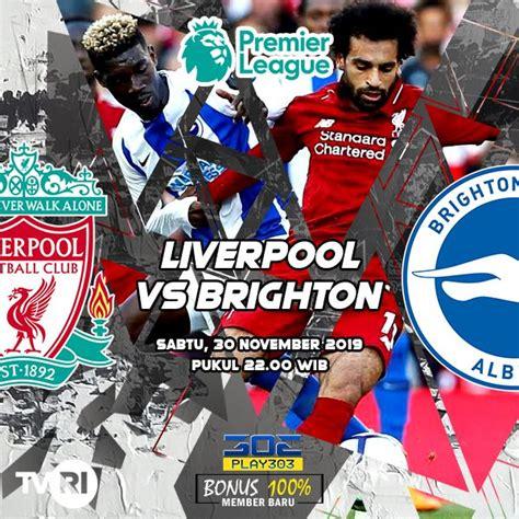 premier league liverpool  brighton