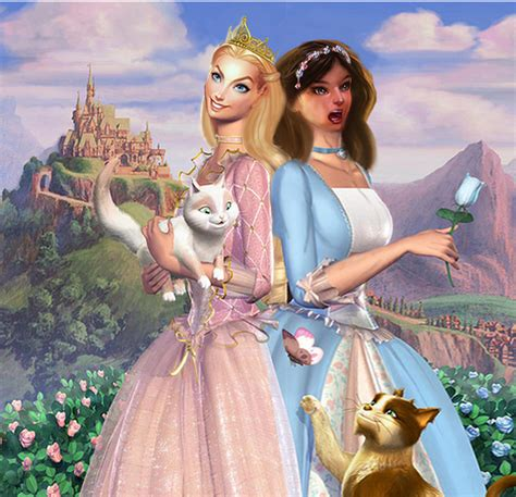Barbie As The Princess And The Pauper Ver Lol By As The Princess And The Pauper