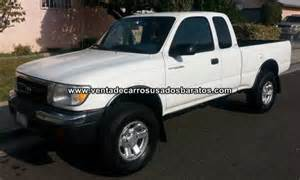 Toyota Tacoma Usadas Toyota Tacoma Usadas En Venta En Los Angeles Autos Post
