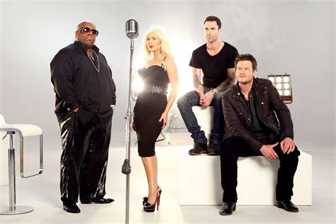 the voice couch all the voice coaches officially sign up for season 2