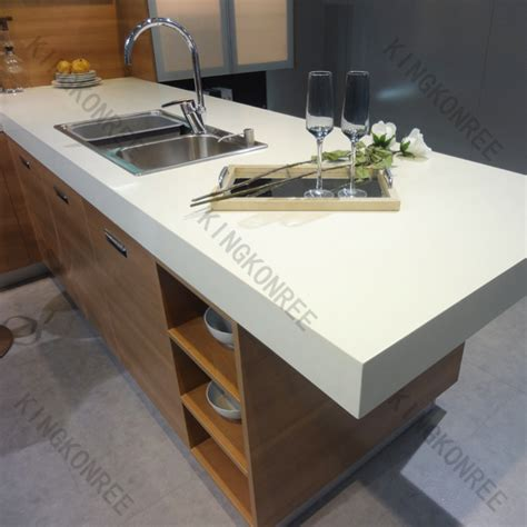 Korean Material For Table Top Anti Scratch Resin Solid Surface Wall Panel Acrylic