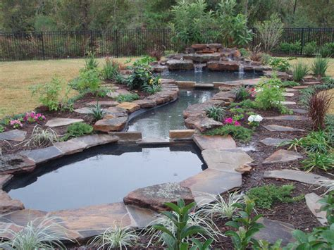 pond landscaping home 187 garden ideas 187 large