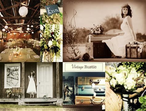 Wedding Rustic Vintage by Trendsetting Wedding Contemporary Inspiration