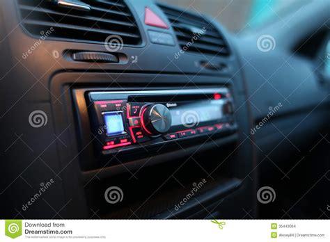 car audio stock photo image of computer image display