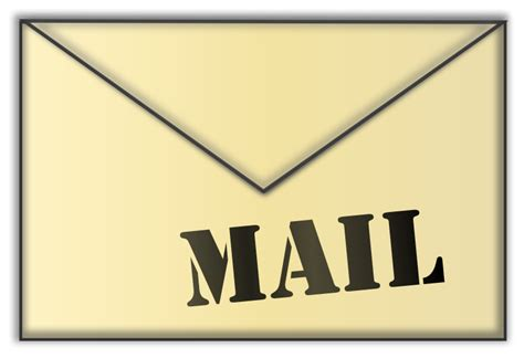 email clipart mail clip