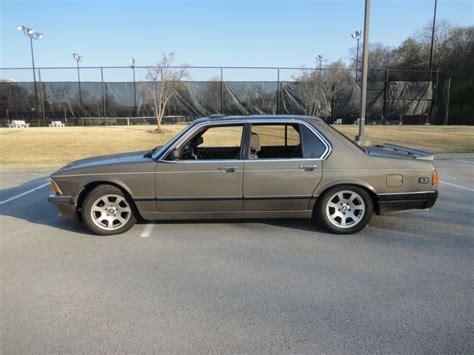 1986 bmw 735i 1986 bmw 735i 5 speed lsd no reserve german cars