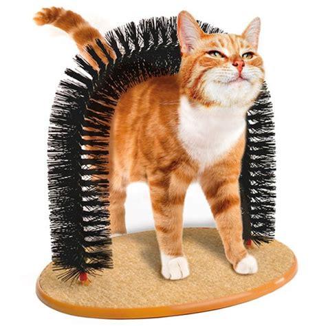 Mainan Laser Kucing Cat Pet Toys Purrfect Arch Groom For Cat Mainan Kucing Jakartanotebook