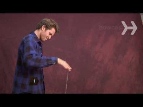 walk the yoyo how to do the walk the yo yo trick