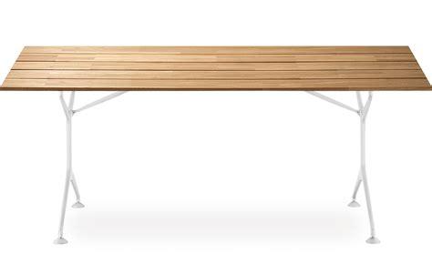 teak folding table teak folding table 200f hivemodern