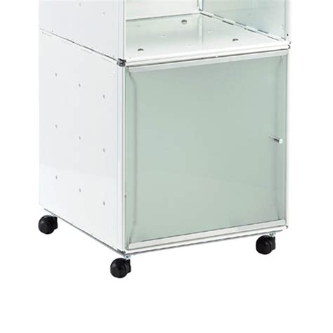comodini vetro carrellino comodino qbo 28 composizione con due cubi