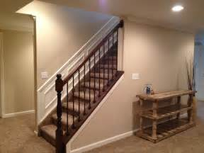 Basement Stairway Ideas Novi Finished Basement