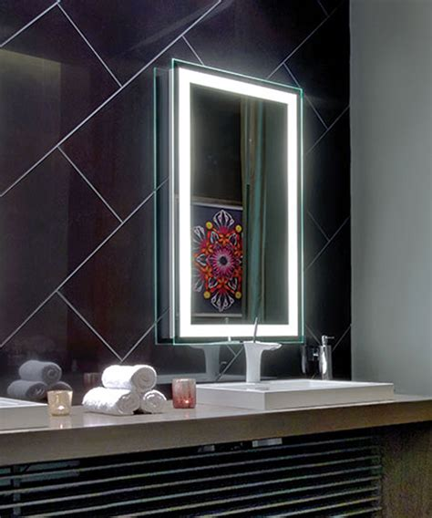 lighted bathroom mirror cabinets