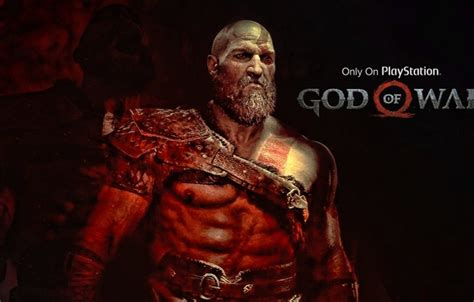 god of war knives wallpaper powerful leather armor god of war
