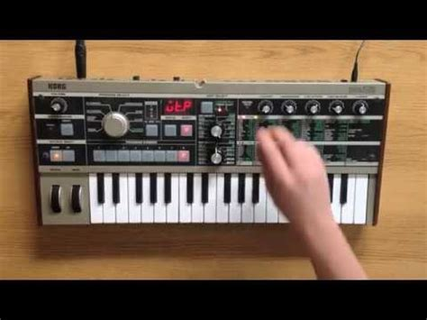 microkorg xl tutorial español image gallery microkorg patches