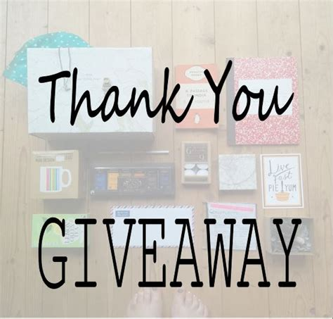 Thank You Giveaways - fdbloggers archives wooden window sills