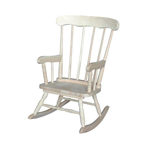 rosebery kids wood rocking chair walmartcom