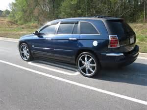 Custom Chrysler Pacifica 2005 Chrysler Pacifica Custom Image 163