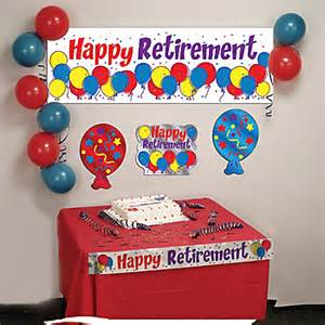 happy retirement cubicle decorating kit each supplies