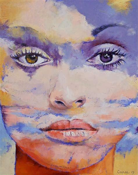 imagenes rostros abstractos arte pinturas 211 leo abstractos con rostros femeninos